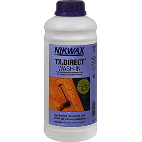 Nikwax TX.Direct  - 1 l violeta/blanco